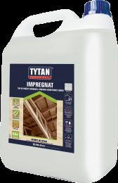 Impregnat NW do więźby dachowej i drewna konstrukcyjnego gotowy do użycia