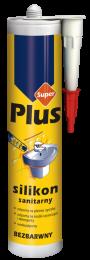 Silikon sanitarny SUPER PLUS