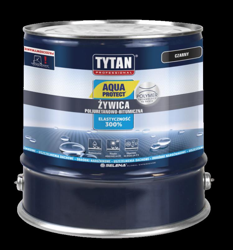 Aqua Protect żywica poliuretanowo-bitumiczna