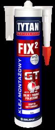 FIX² GT szybki i silny klej montażowy