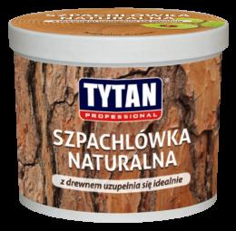 Szpachlówka naturalna do drewna