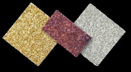 Brokat do mozaikowego tynku dekoracyjnego