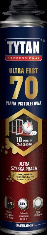 Szybka Piana ULTRA FAST 70