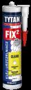 FIX² CLEAR klej-uszczelniacz bezbarwny
