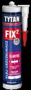 FIX² ELASTIC klej-uszczelniacz biały